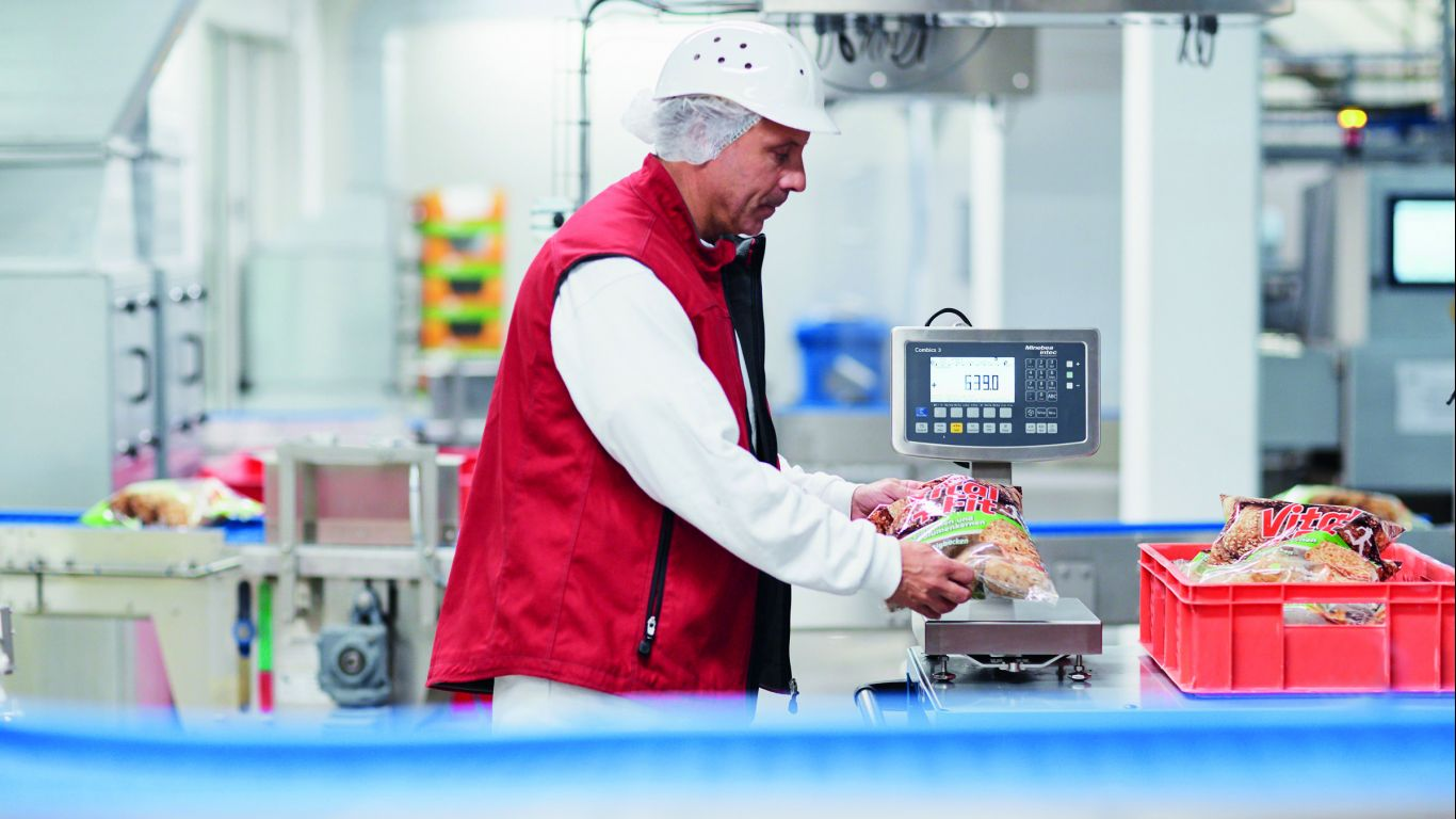 WEIGHING AND INSPECTION - SOLUTIONS